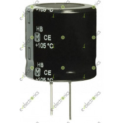 22uF 160V Polar Radial Electrolytic Capacitor