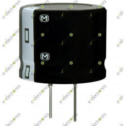2.2uF 250V Polar Radial Electrolytic Capacitor