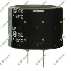 100uF 400V Polar Radial Electrolytic Capacitor