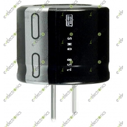 3.3uF 350V Polar Radial Electrolytic Capacitor