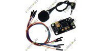 Geeetech Voice Recognition Module with microphone