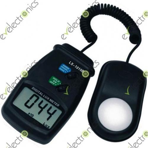 Digital Lux Meter : Mextech lx b digital lux meter