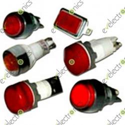 Neon Indicator Lights
