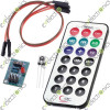 HX1838 NEC Code Infrared Remote Control Module DIY Kit