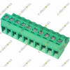 BLOCK Connector 2EDGK L-Type 10POS 5.08MM 300V 15A