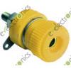 4MM 5 Way Binding Posts Yellow