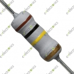 470k Ohm 1W 5% Resistor