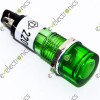 R756 Neon Indicator Green 220VAC