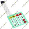 4x5 Matrix Array 20 Key Membrane Switch Keypad