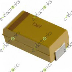 SMD Capacitors Case A