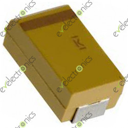 SMD Capacitors Case C
