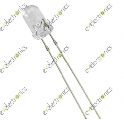 5MM Green LED (Crystal)