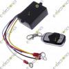 12V 15m Wireless Remote Control Winch Kit 2 channel
