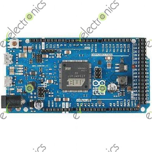 Arduino due r sam e bit arm cortex m version