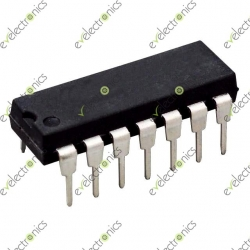 LM723CN 723 High Precision Voltage Regulator