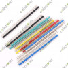 40 Pin Single Row Male Header 11mm 2.54mm Pitch Blue