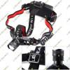 6000LM CREE Q5 LED Zoomable Headlamp Headlight