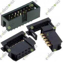 IDC Connectors 2.54mm Pitch