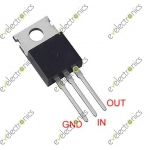 L7912CV 7912 Negative Voltage Regulator TO-220