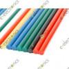 7x250mm Mini Hot Melt Glue Stick Blue