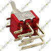 Toggle Switch SPDT Right Angle 6 Pin