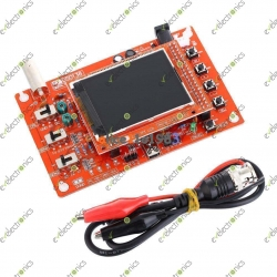 DSO138 2.4 TFT Digital Oscilloscope Acrylic R2C0