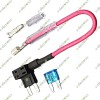 Small ACS Add A Circuit Pluggable MINI Blade Tap Fuse Holder CA