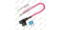 Small ACS Add A Circuit Pluggable MINI Blade Tap Fuse Holder CA