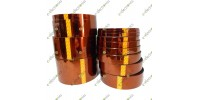 5mm Polyimide Film Tape High Temperature Heat Resistant 108ft