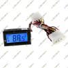 Digital Thermometer Detector Molex Panel Mount